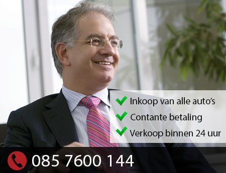 Sloopauto verkopen Rotterdam